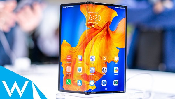 Huawei Mate Xs preview | Super concept is geen aanrader | WANT