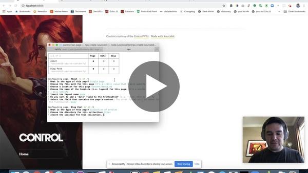 Introducing Sourcebit for JAMstack Development