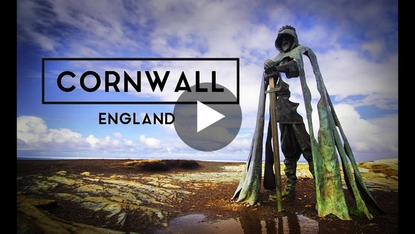 CORNWALL [England] 2018 ||| Travel movie
