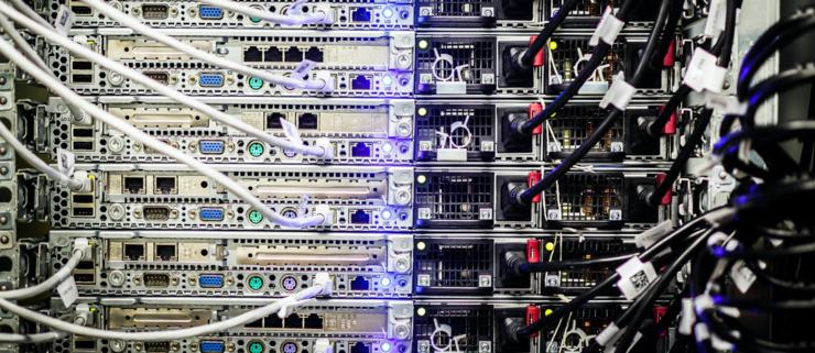 Datacentre bruger mindre energi end forventet