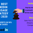 Best LinkedIn Outreach Message Strategy That Gets You Light Years Ahead of Your Competition