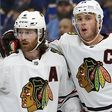 As young core develops, Hawks still count on crew that won Stanley Cups