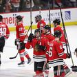 Blackhawks thankful for home-heavy March after nomadic February
