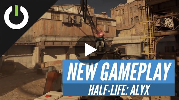 Valve has shared more gameplay from what's likely the most anticipated VR game yet -- Half-Life 3: Alyx, which launches March 23.