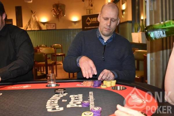 Lau van der Hoorn Pokerkampioen