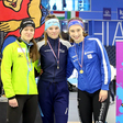Hoogendoornen bezetten podium Viking Race in Thialf