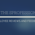 Ask the Sprofessionals—Part One: Employee Reviews and Feedback