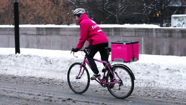 Foodora couriers are eligible to join union, labour board rules