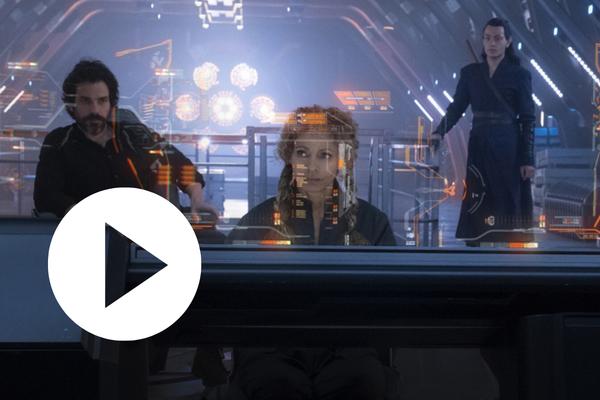 Universo Star Trek: Picard — 1x06 'La caja Imposible'