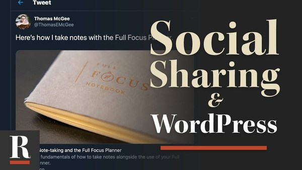 How to Format Facebook and Twitter Posts in WordPress
