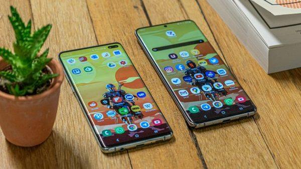 Samsung Galaxy S20 vs Galaxy S10: de specificaties naast elkaar