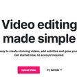Veed. Le montage vidéo en ligne simple et ludique