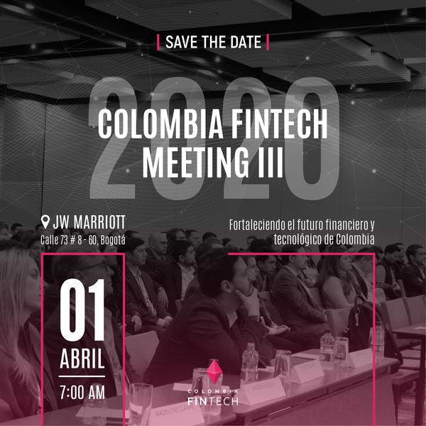 Asamblea General Colombia Fintech 2020