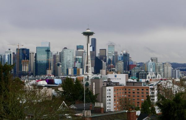 The latest COVID-19 developments in Seattle and the world of tech