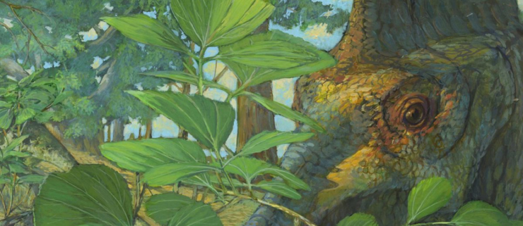 Så skete det: DNA-spor fundet i dinosaur
