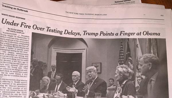 Trump's War on Truth is Bad for Your Health - David Kaye - Medium