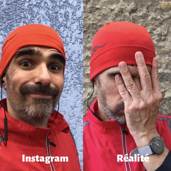 Ce petit montage personnel diffusé sur Instagram n'est pas sans lien avec un article partagé plus bas ;-)