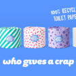As the world's most impactful toilet paper, we promise to: