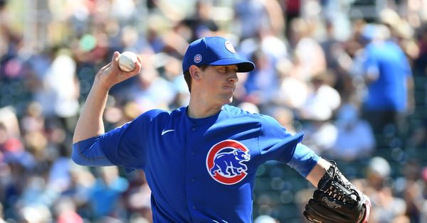 David Ross would make a strong statement by naming Kyle Hendricks the Opening Day starter