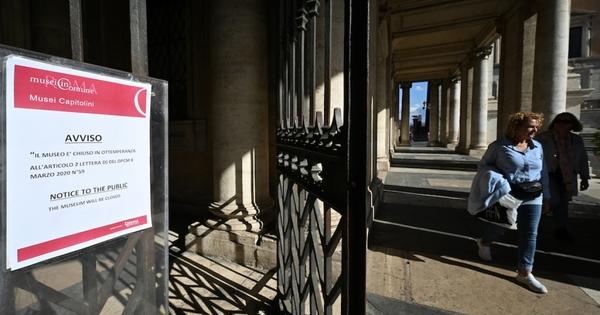 Italy orders nationwide lockdown to combat coronavirus | eNCA