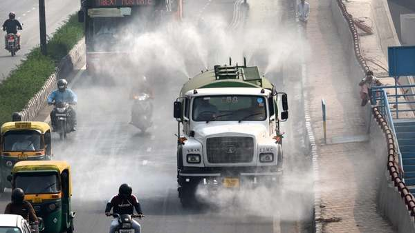 21 Indian cities among world's 30 most polluted; 90% of top 200 from India & China