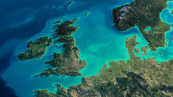 Scientist suggests damming North Sea to protect Europe from rising seas