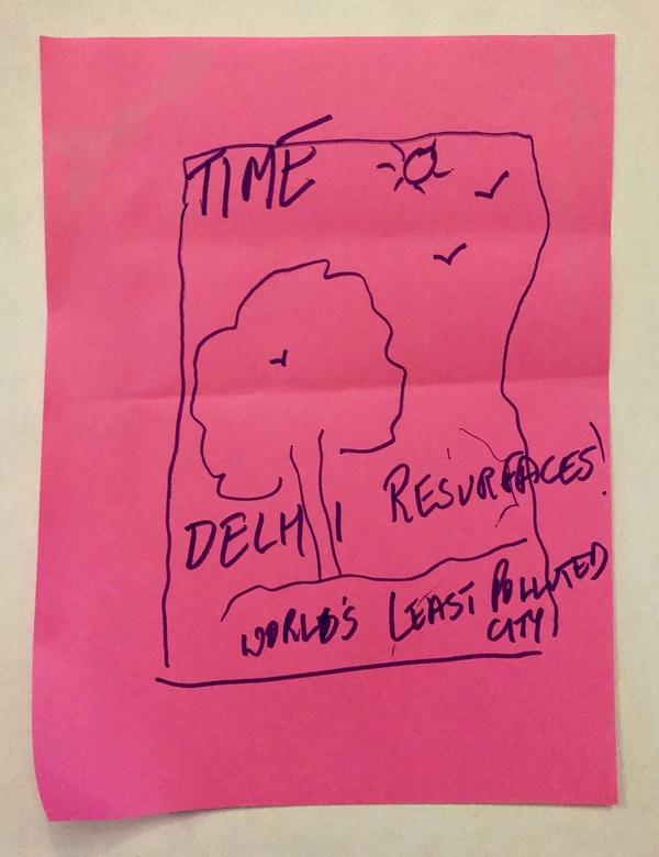 My vision for Delhi
