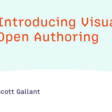 """TinaCMS introduces """"Visual Open Authoring"""""""