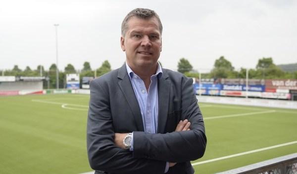 Kozakken Boys-voorzitter Henk de Goeij hoopt op korte termijn opvolger te presenteren