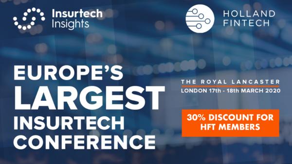 InsurTech Insights Europe 2020 - London, United Kingdom