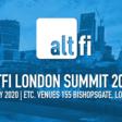 AltFi London Summit - London, United Kingdom