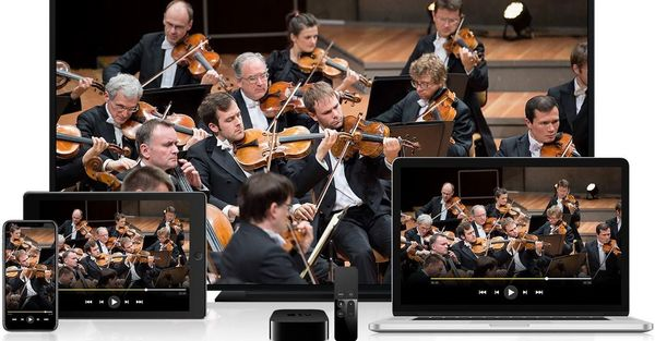 The Digital Concert Hall now free for everyone
