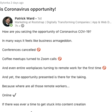 Seize This Coronavirus Opportunity!