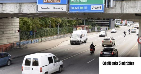 Verkehrszahlen stabil, Galgenbuck wirkt
