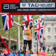 Kipchoge's message to disappointed London marathon runners