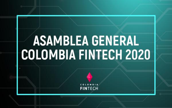 Comunicado Oficial Asamblea Colombia Fintech 2020