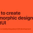 How To Create Neumorphic Design In SwiftUI