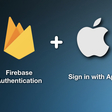 Integrate 'Sign In With Apple' With Firebase Authentication