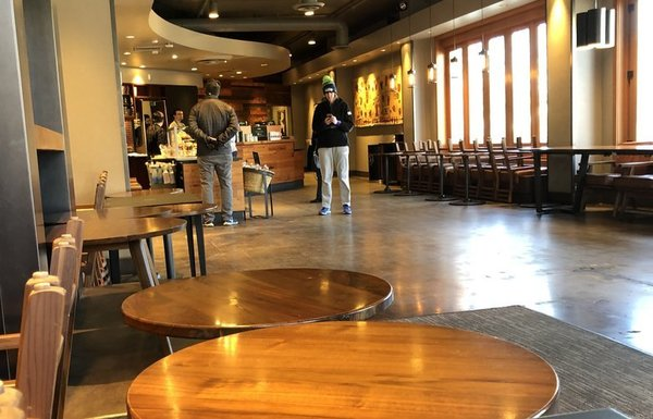Starbucks to close some stores, eliminate seating in all others to slow spread of coronavirus