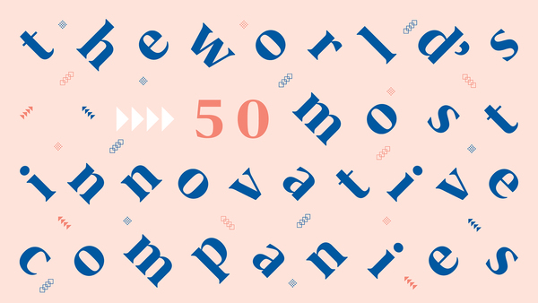 The World's 50 Most Innovative Companies of 2020 | Fast Company