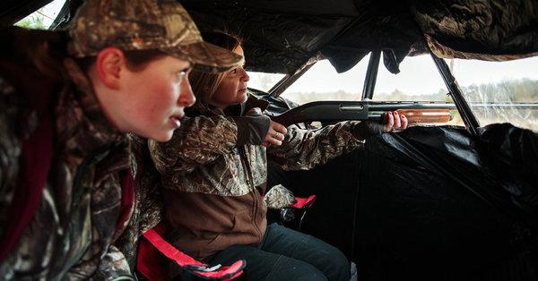 Deer Overpopulation Meets Its Match: Women Who Hunt