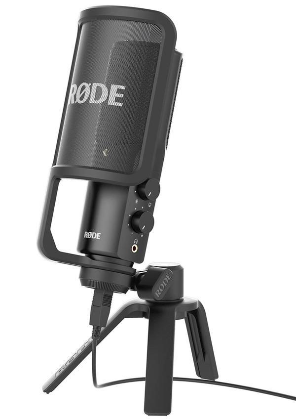 The RØDE NT-USB