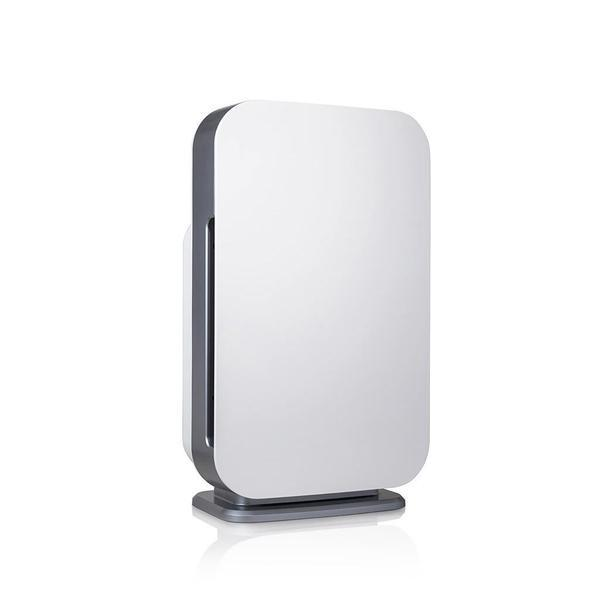 The Alen Breathesmart 45i with a white display panel
