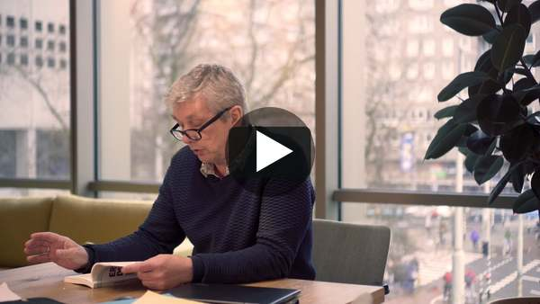 Ron van Es over zijn nieuwe boek 'Ertoe doen'. on Vimeo