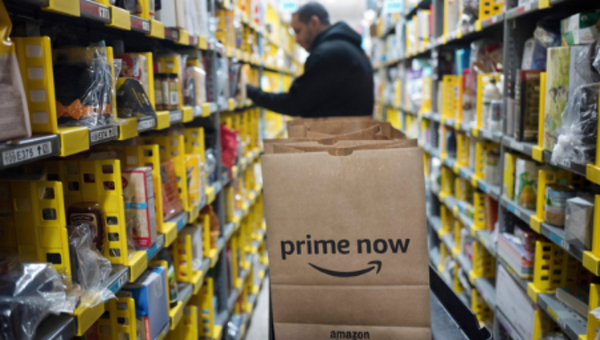 Amazon is suspending all shipments other than medical supplies and household staples to its warehouses amid coronavirus crisis