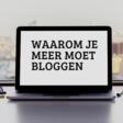 Nu is de tijd om weer of meer te bloggen   Elja Daae