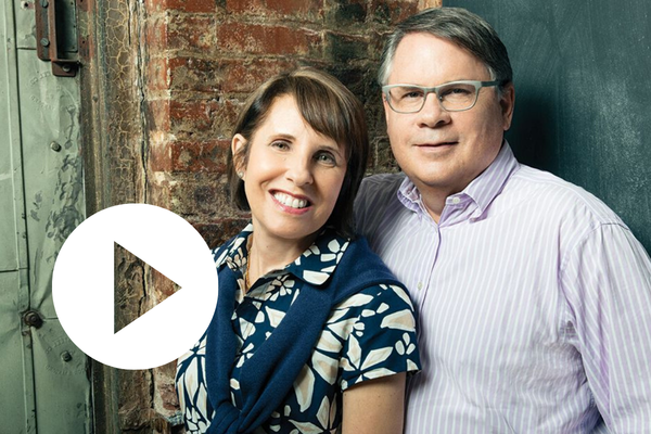 Gran Angular— Michelle y Robert King, matrimonio de showrunners
