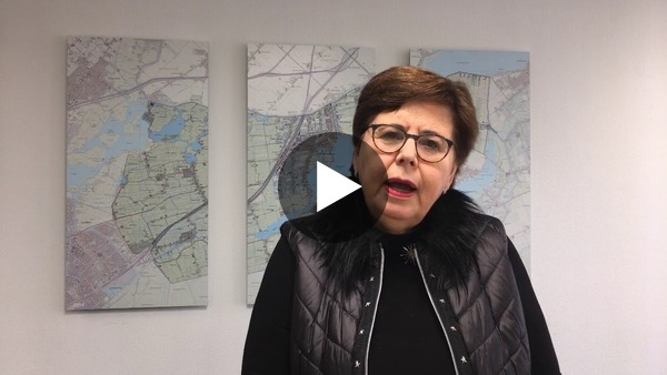 Burgemeester Marina van der Velde-Menting over maatregelen coronavirus (video)