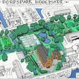 Bijzonder pleidooi Groep Verontruste Hoogmadenaren: 'Stop de bouw, geef ons een dorpspark'