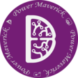 Power Maverick Sticker